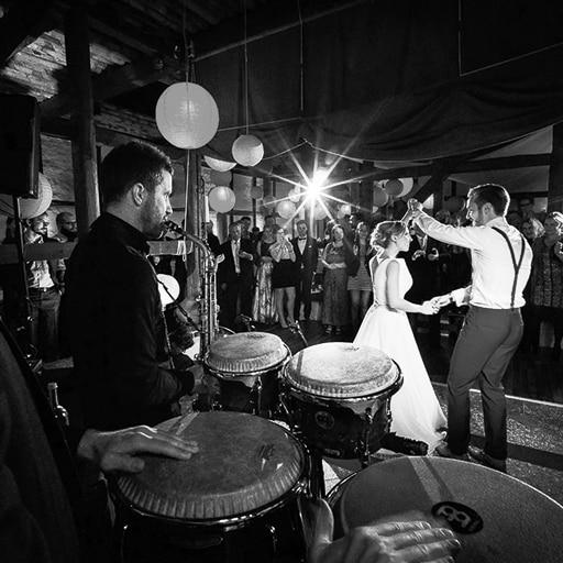 Hochzeitsband // Band für Hochzeit // Eröffnungstanz