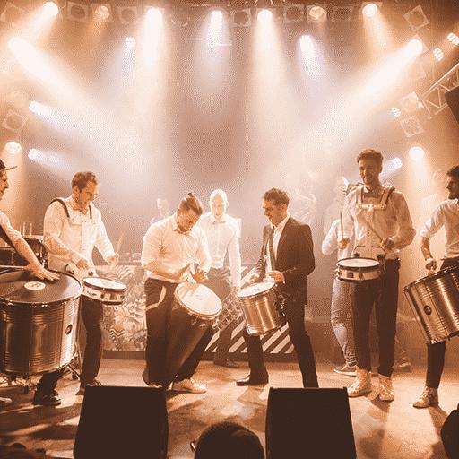 Samba Band live