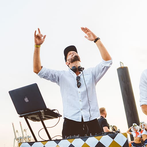 Party DJ mobil Hamburg