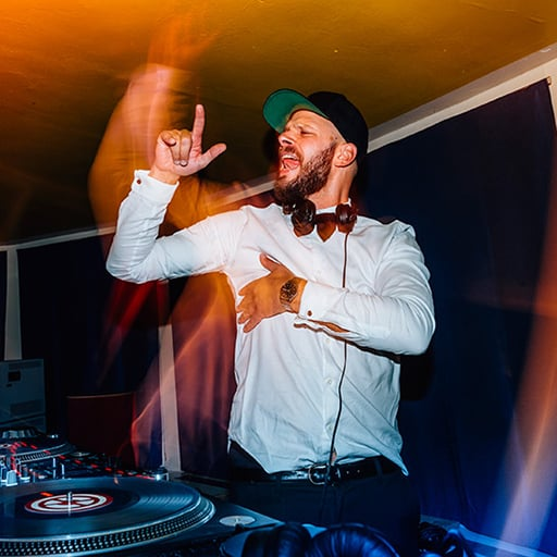 DJ buchen für Events