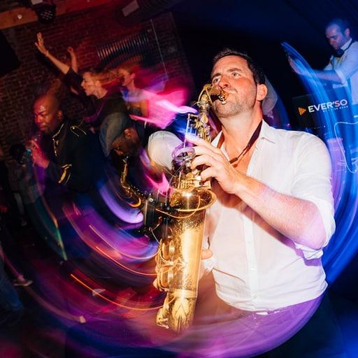 Saxophonist Hamburg Berlin München buchen
